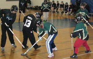 Indoor Floor Hockey