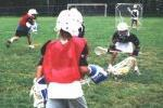 Youth Lacrosse Practice
